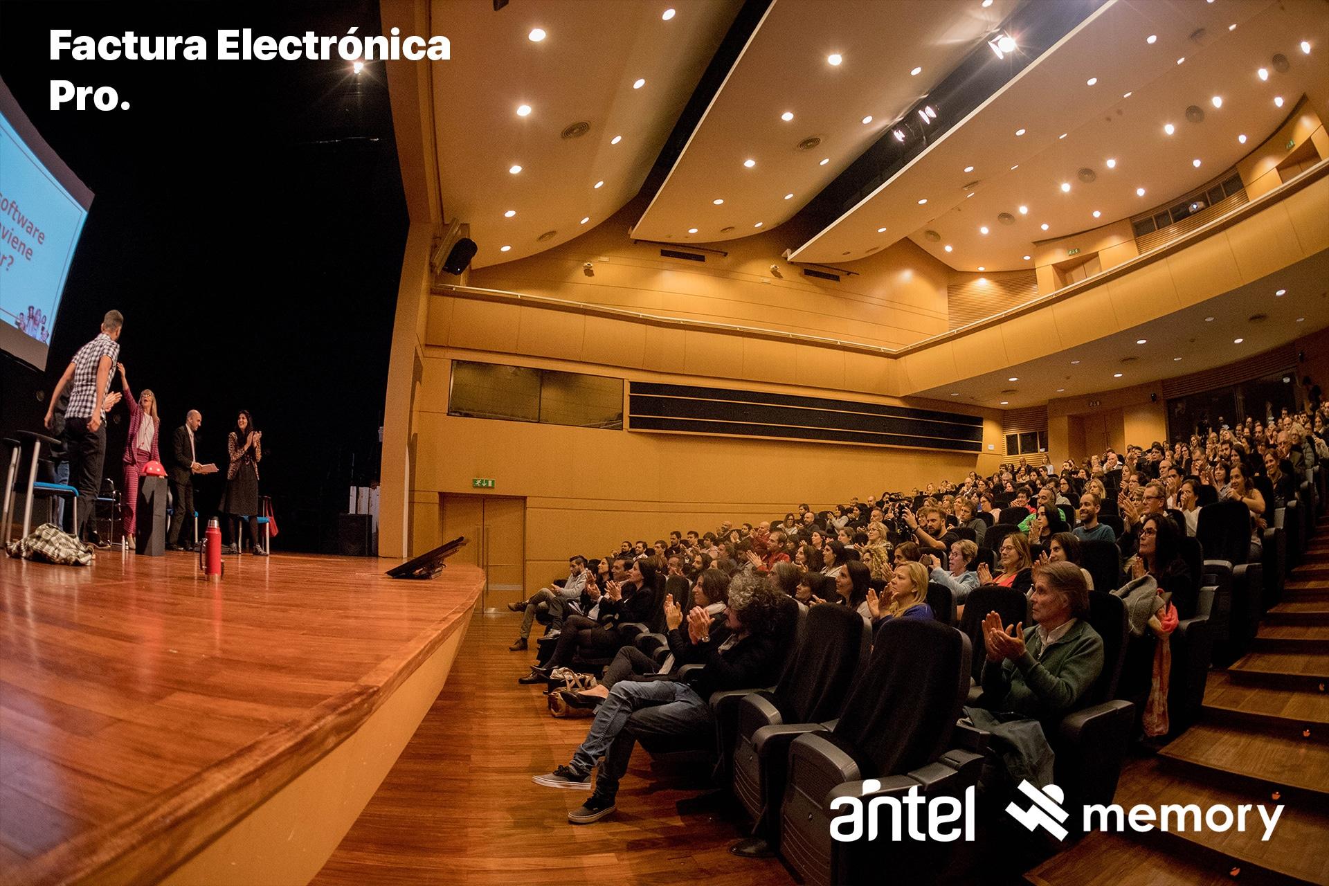Antel y Memory lanzaron solución de Factura Electrónica para Profesionales y Unipersonales